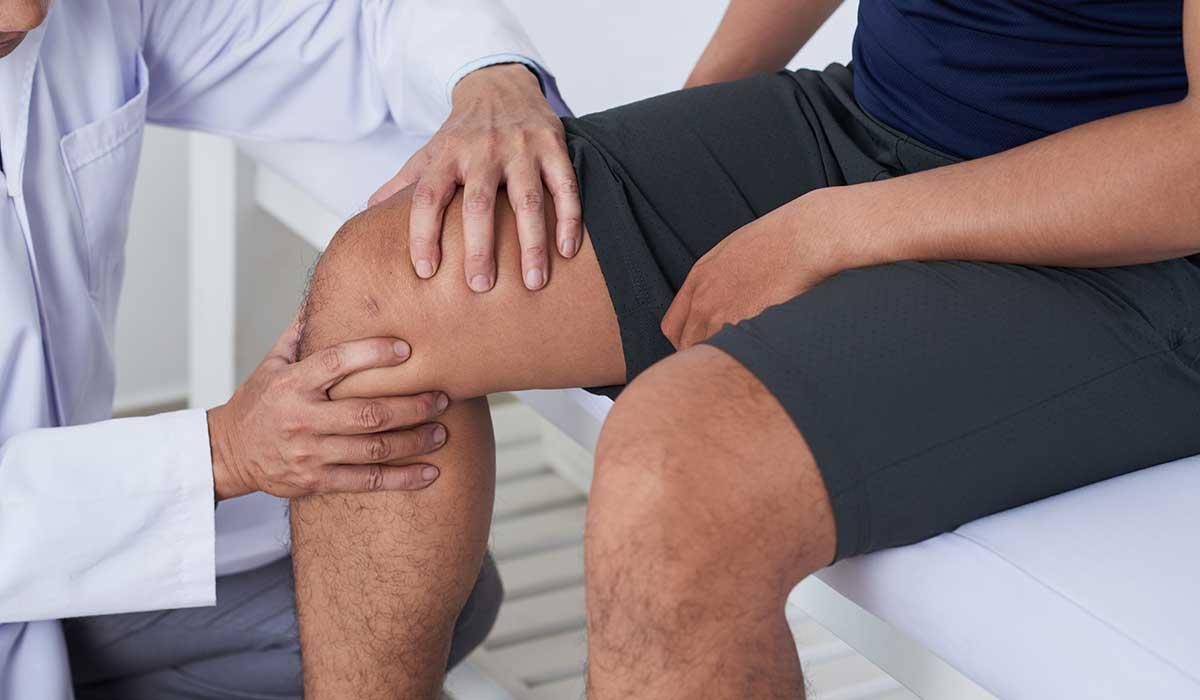 hormigueo y dolor en una pierna