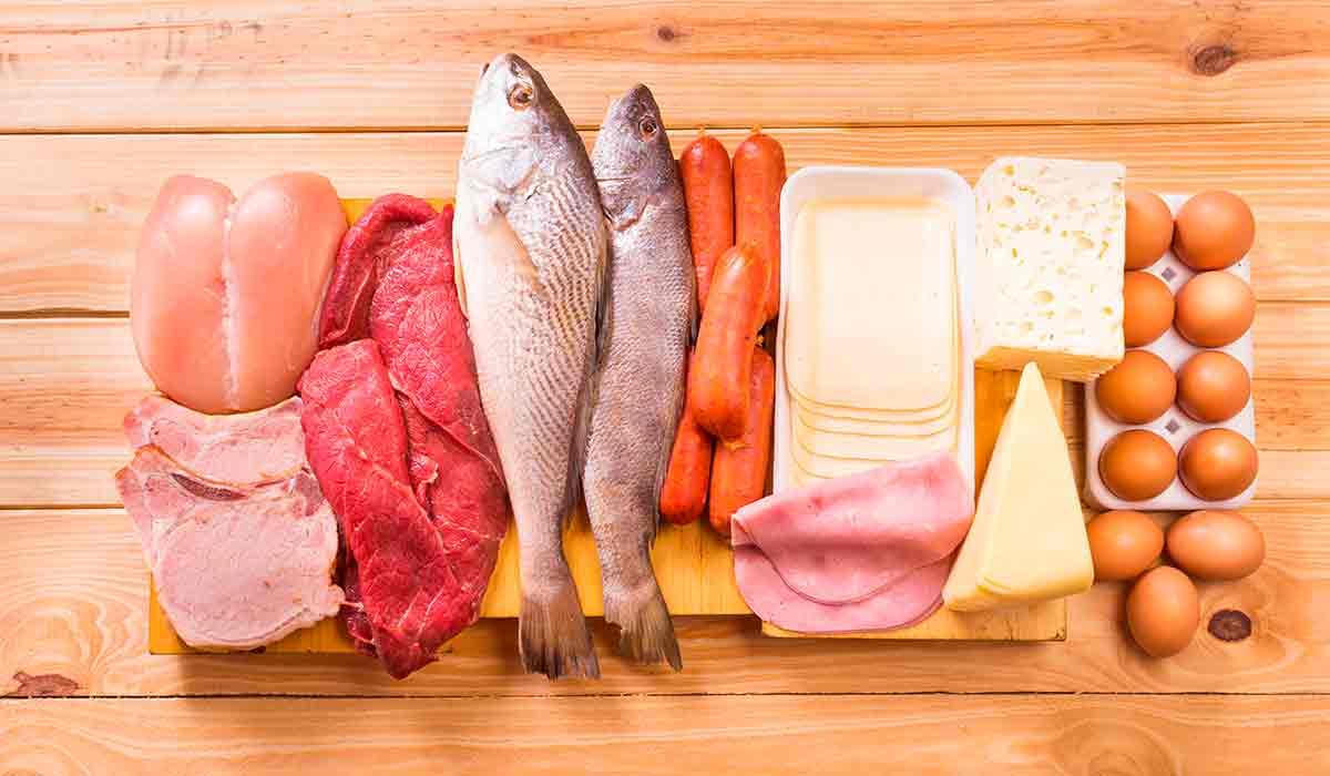 consumo de proteínas para tu organismo