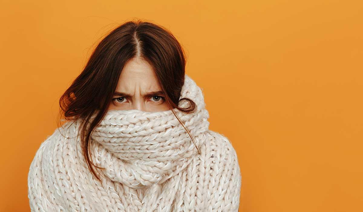 cómo cuidar tu cabello en el frío