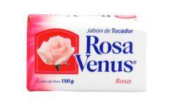 otros usos del jabón Rosa Venus
