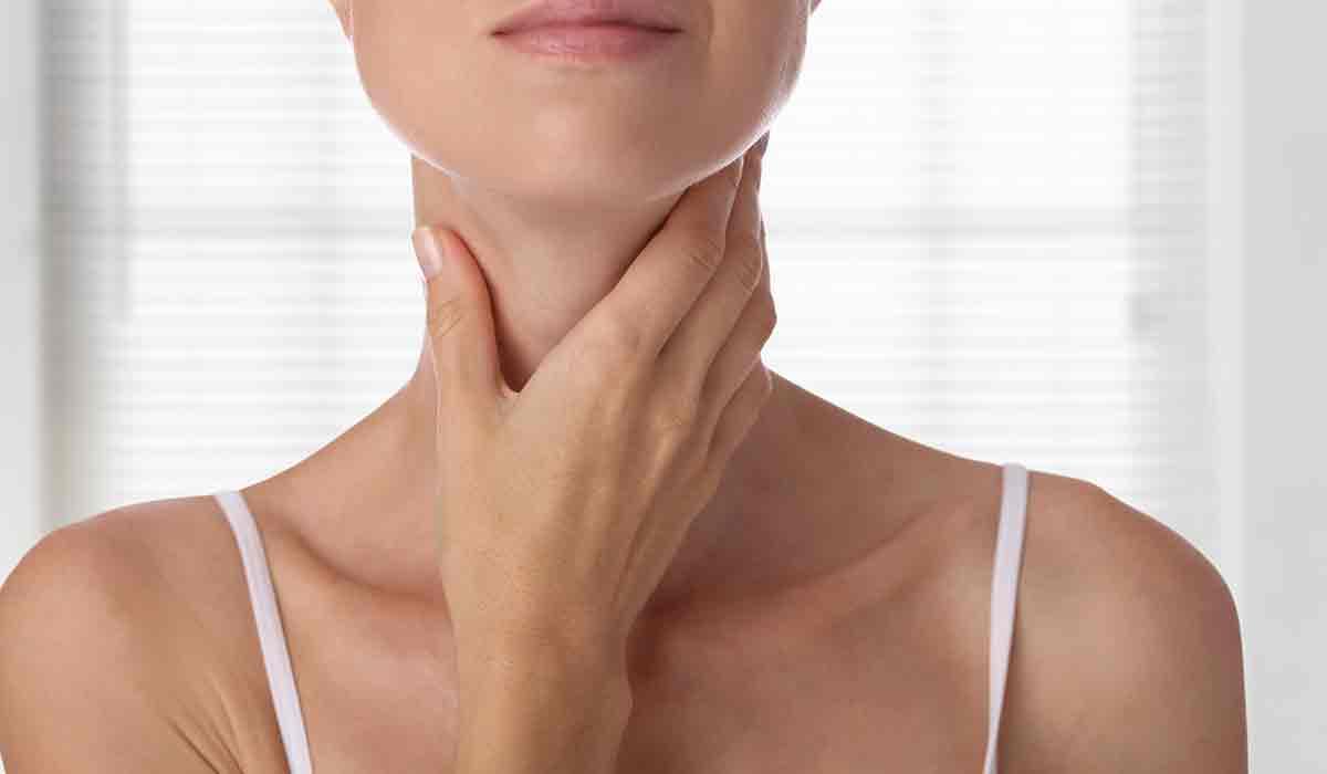tiroides exámenes y síntomas