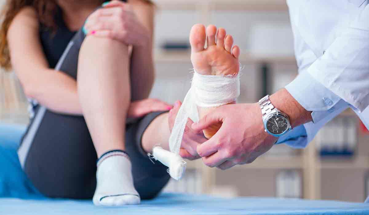 cómo saber si tengo una lesión por el deporte