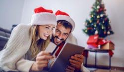 Navidad con ahorro de dinero en tus compras