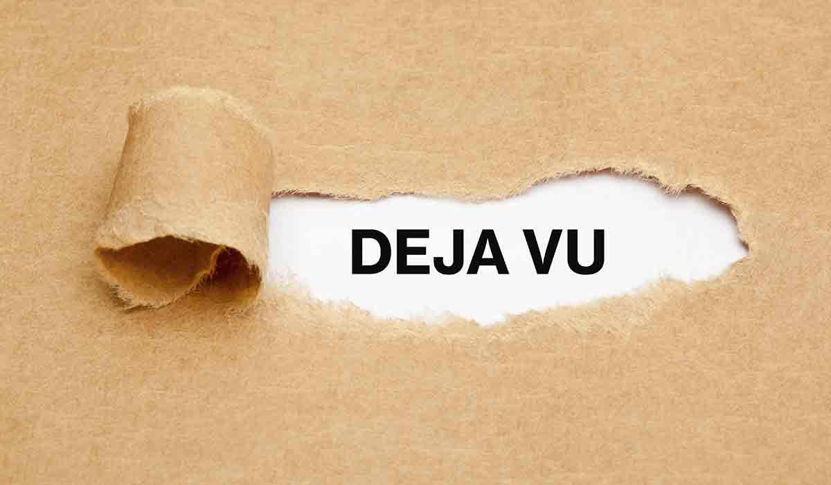 5 razones por las que puedes tener un 'déjà vu'