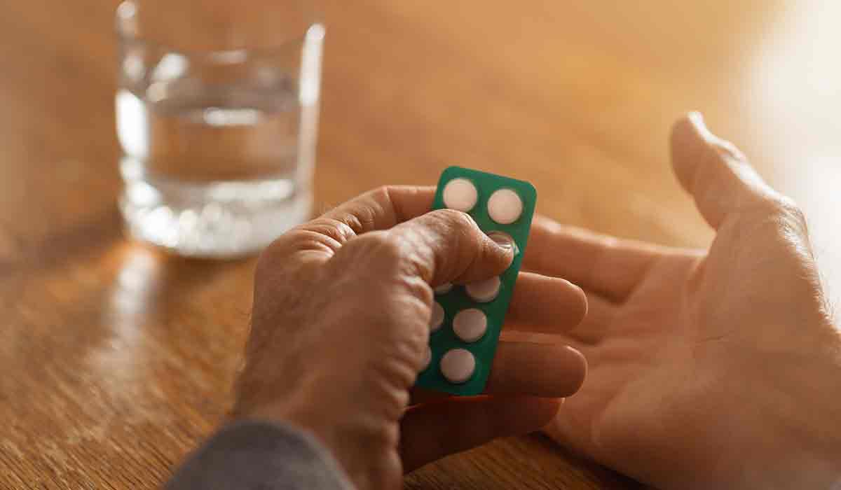 la aspirina no es tan buena contra los infartos