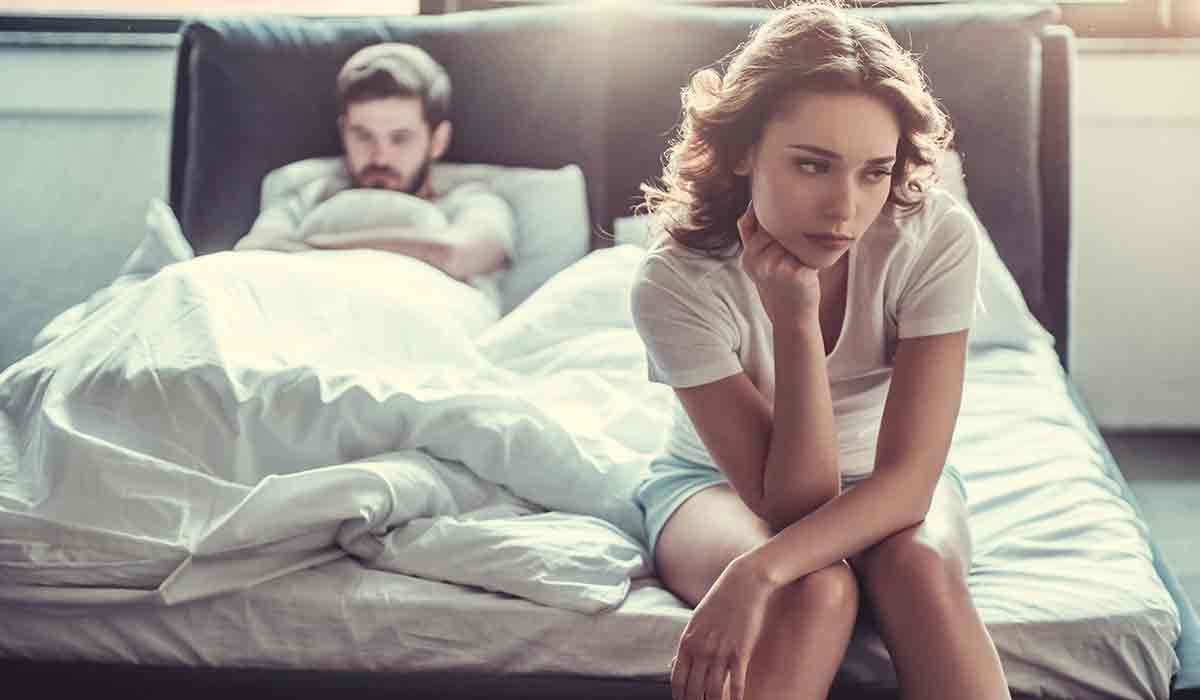 evita las relaciones sexuales de poca duración
