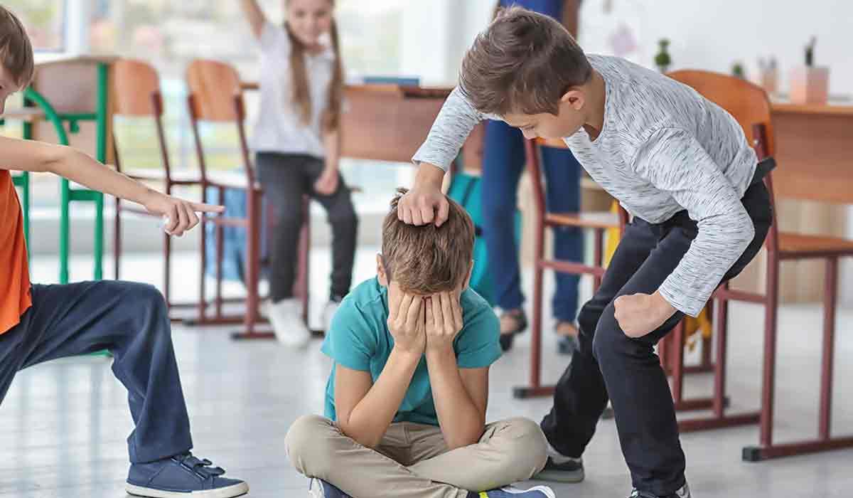 Niño quiere morirse por bullying