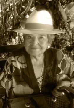 Conchita, creadora del taco al pastor