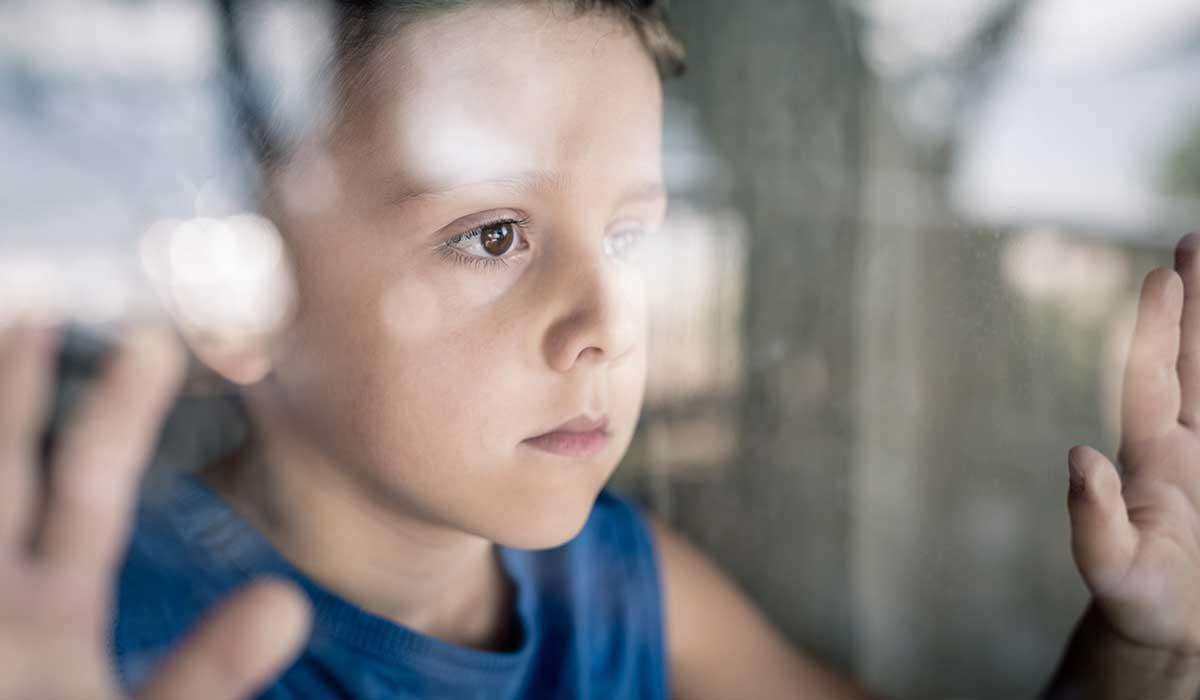 ansiedad en niños por el aislamiento