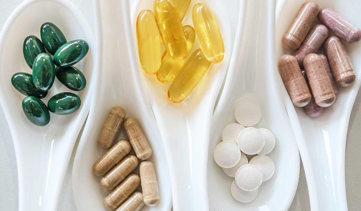 Usa complementos como hacen los médicos, y mejora tu salud