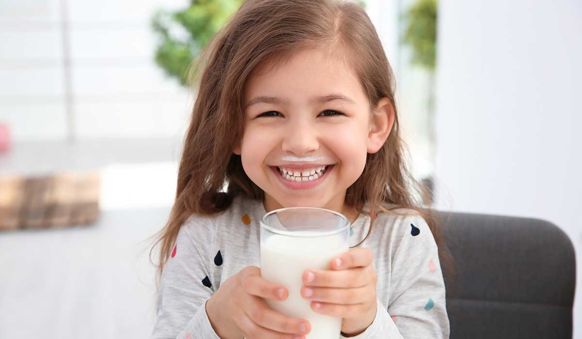 la leche aumenta tu sistema inmunológico