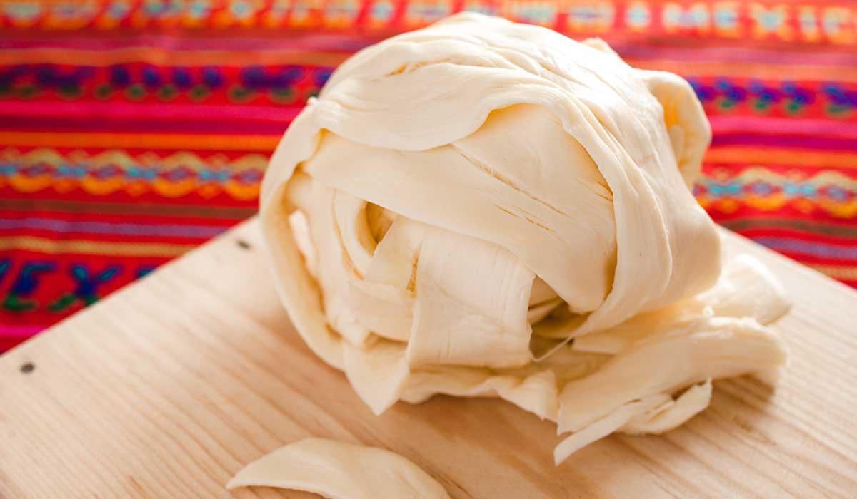 El queso Oaxaca es uno de los más deliciosos del mundo