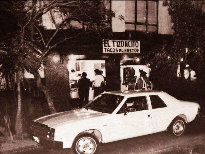 Primera sucursal El Tizoncito