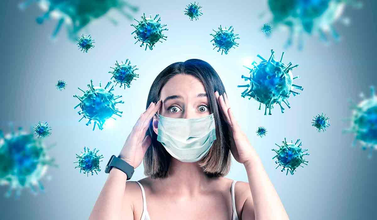 el miedo al coronavirus puede contagiarse
