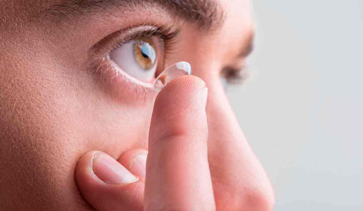 alternativa de lentes de contacto