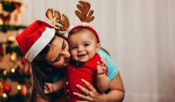 cómo se iniciaron las tradiciones navideñas