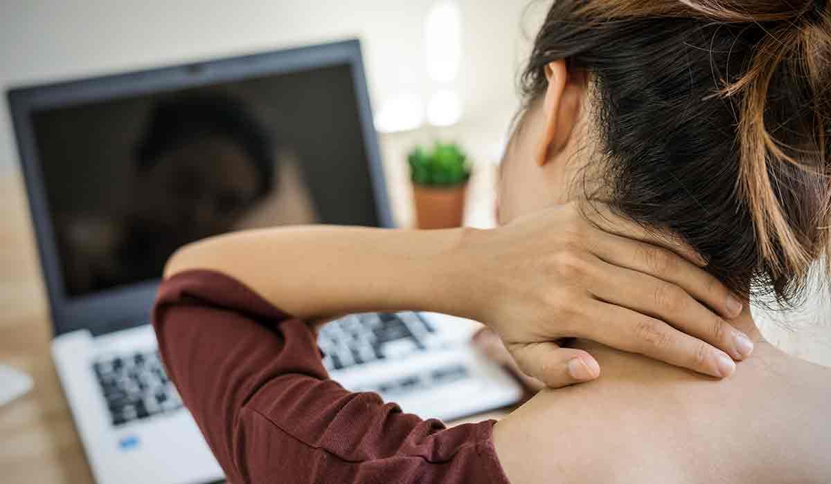 ataca el dolor de cuello y espalda