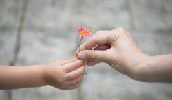 no olvides la bondad en casa