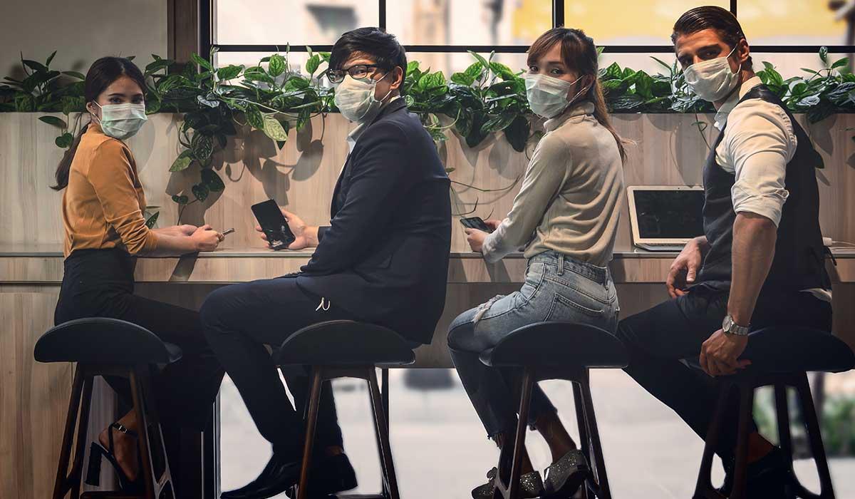 la sociedad ya no será igual por el coronavirus