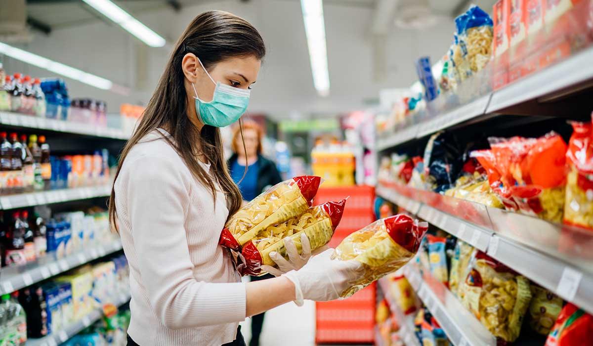 coronavirus evita la compras de pánico