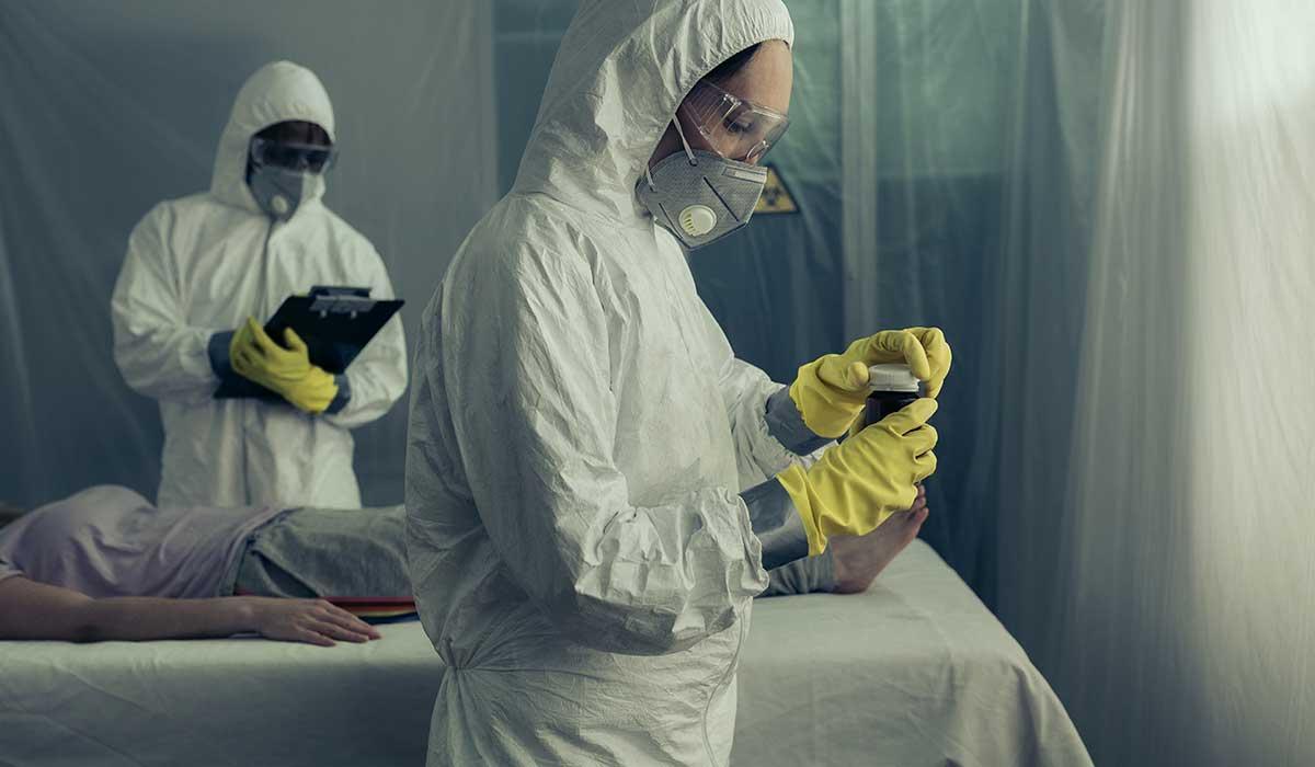 cómo distinguir una pandemia de una epidemia