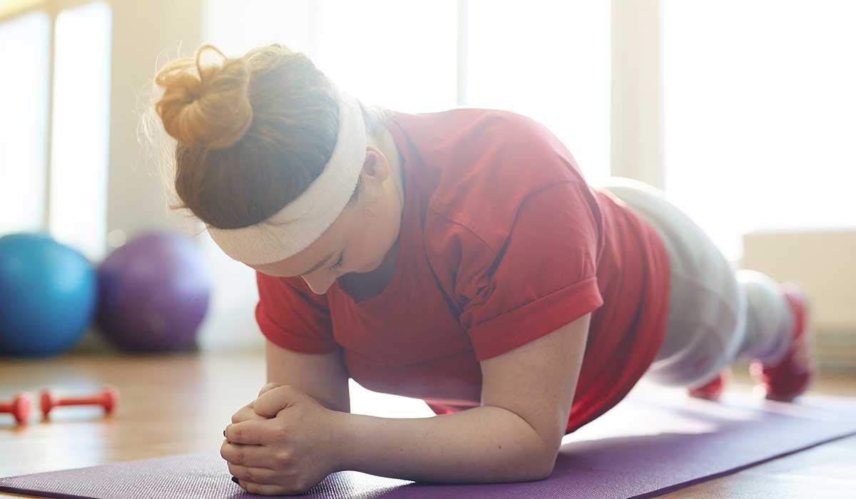 Cuidado con el ejercicio que haces durante la cuarentena