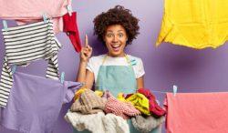 cuida tu lavado de ropa por el coronavirus