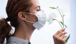perdida del olfato y del gusto por coronavirus