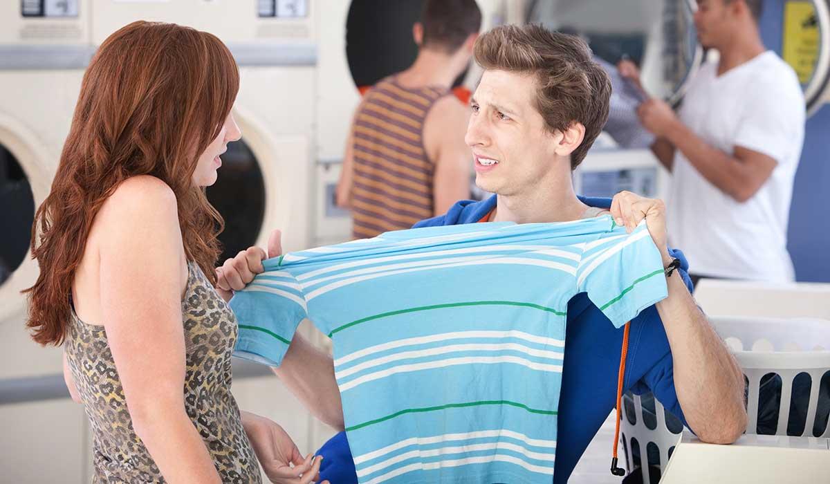cómo desencoger la ropa