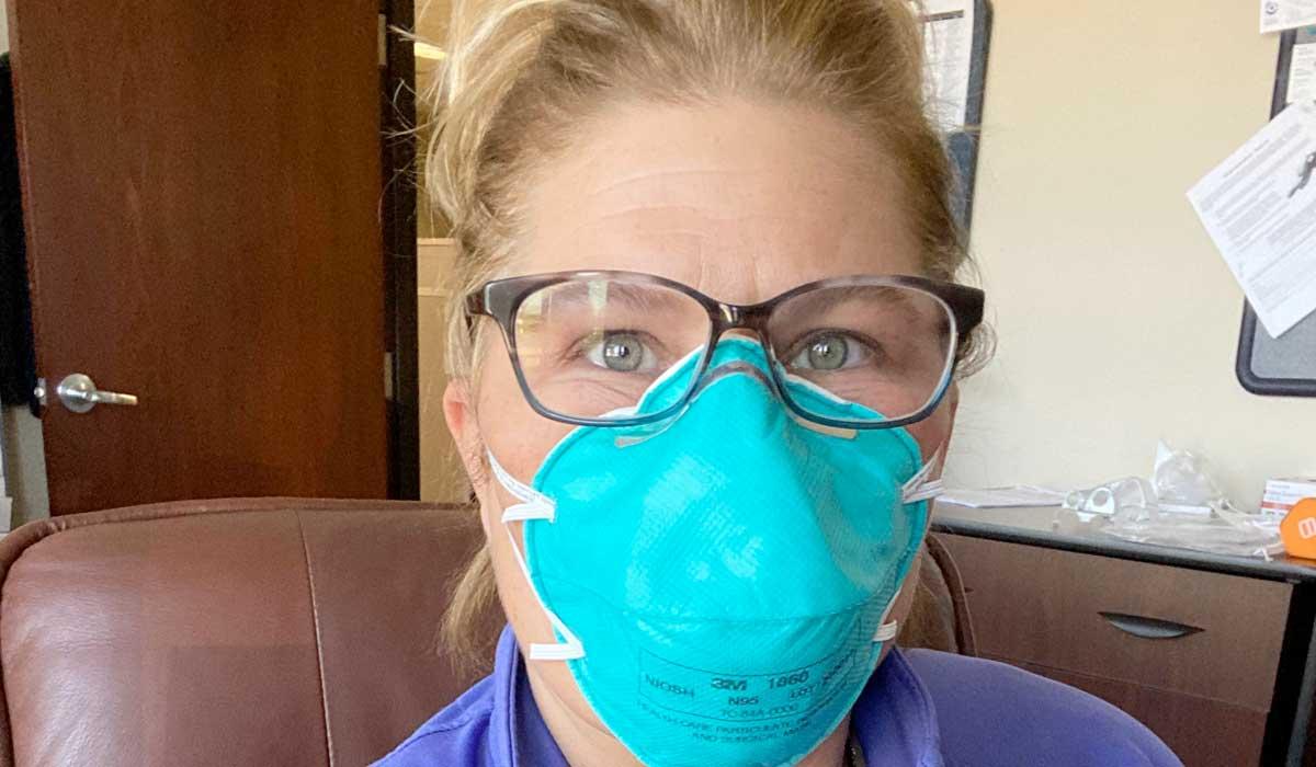 una terapeuta nos cuenta su experiencia con el coronavirus