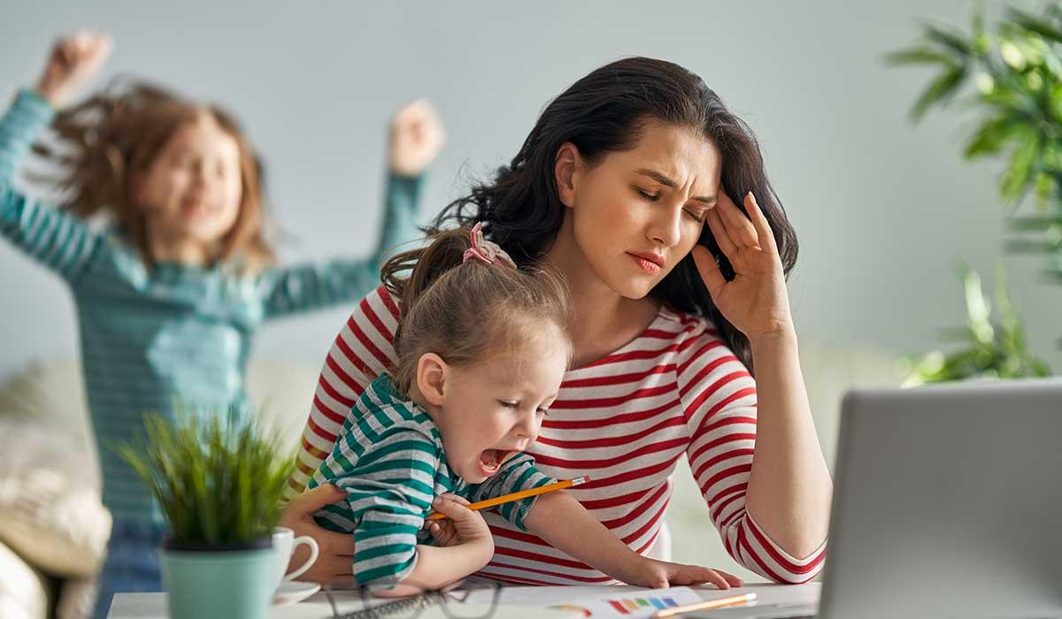 mujeres padecen estrés y desigualdad por la pandemia del coronavirus