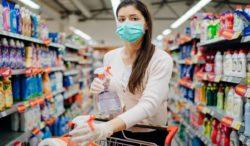 desinfectar productos del súper
