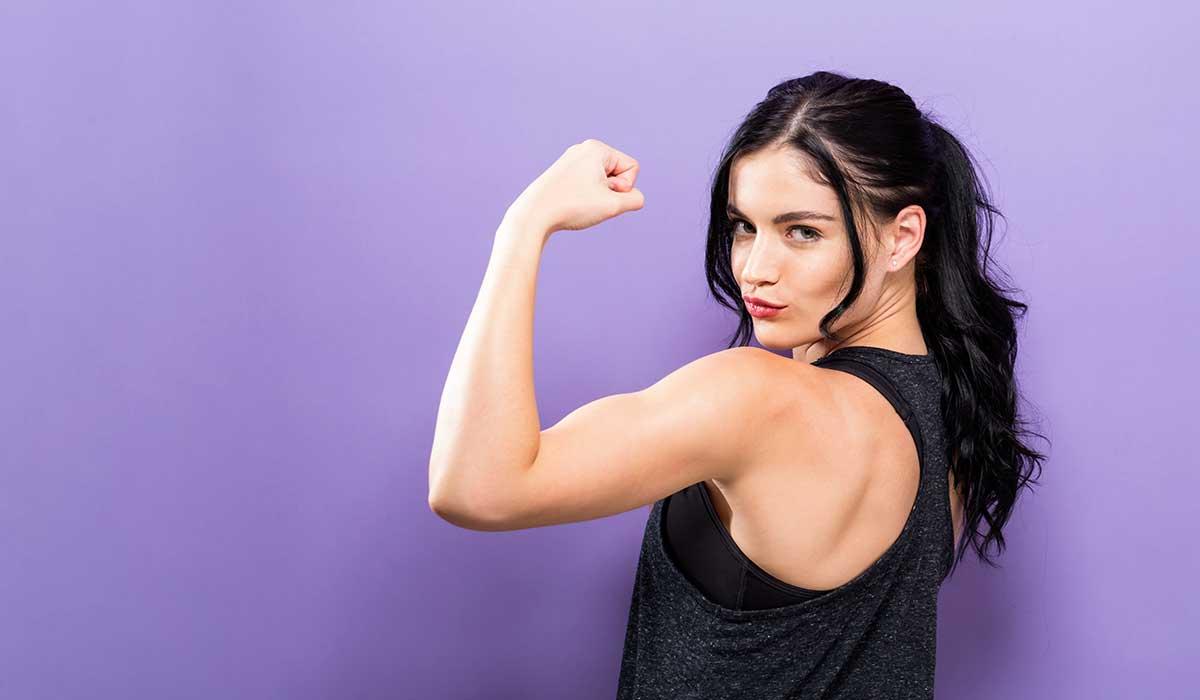 ejercicios para fortalecer y estilizar tus brazos