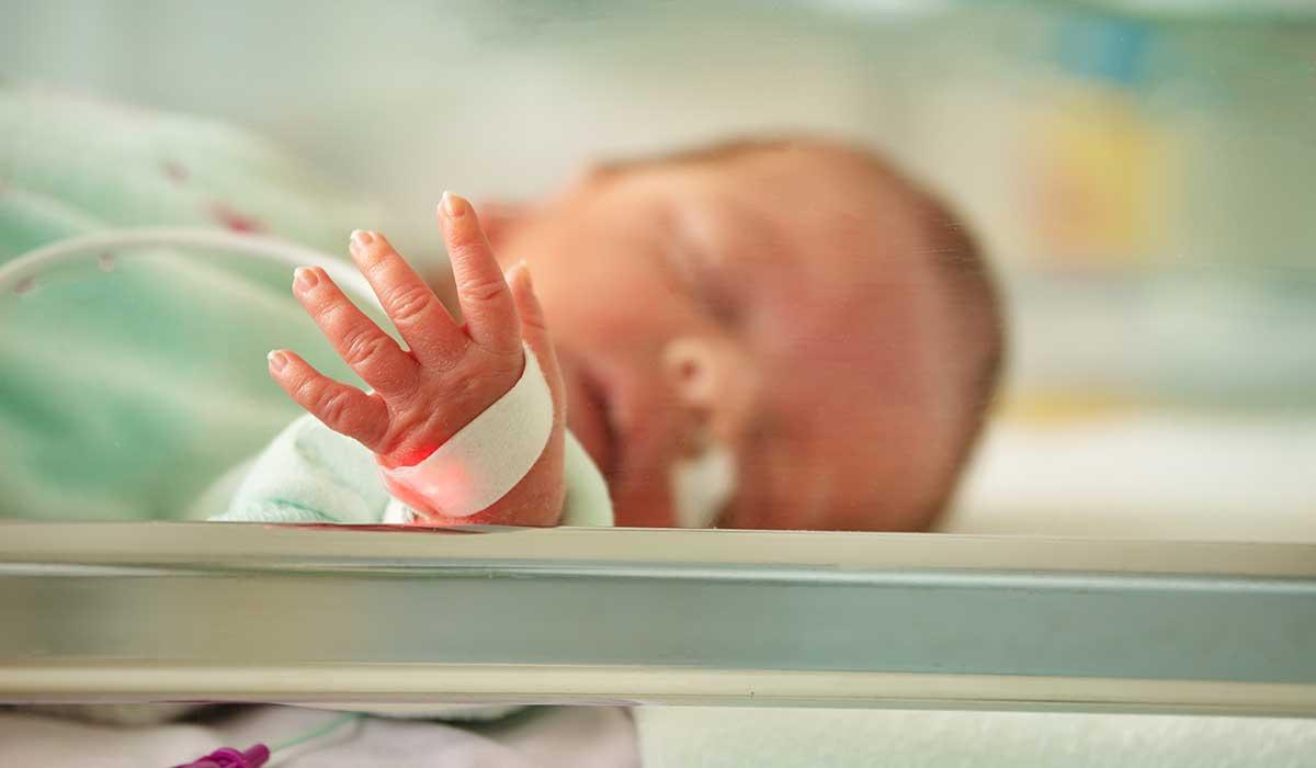 peligros de un bebé prematuro