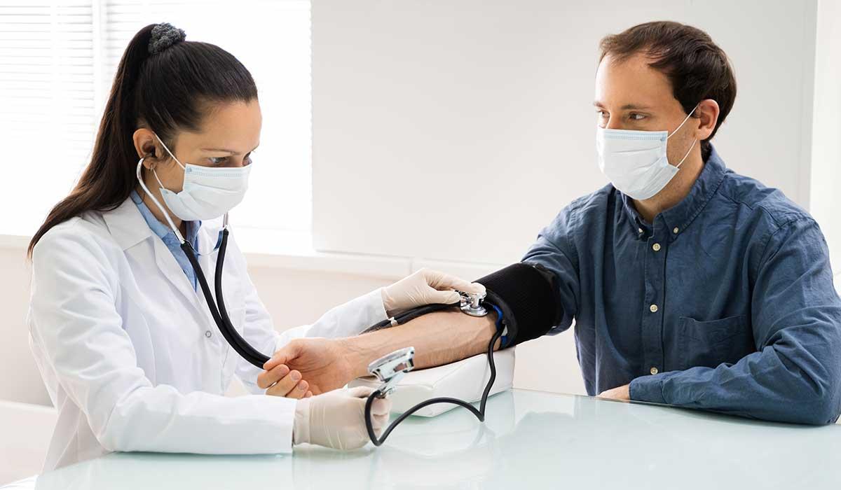 hipertensión y su relación con el Covid-19