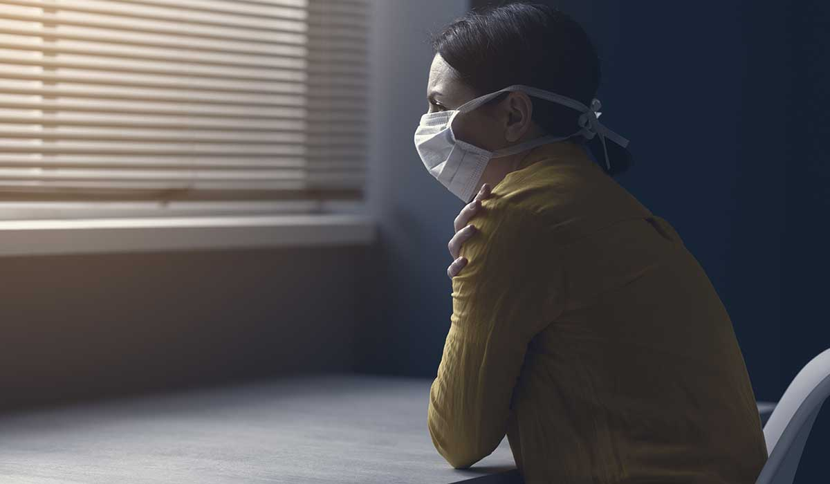 Covid-19 genera trombosis a los enfermos