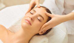 masaje japonés contra la parálisis facial