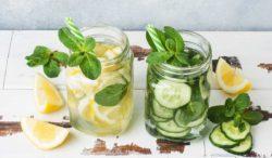 aprende a hacer agua de sabor frescas