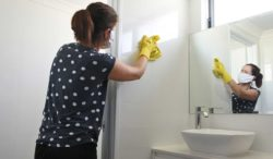 las condiciones de los baños cambiarán por el coronavirus