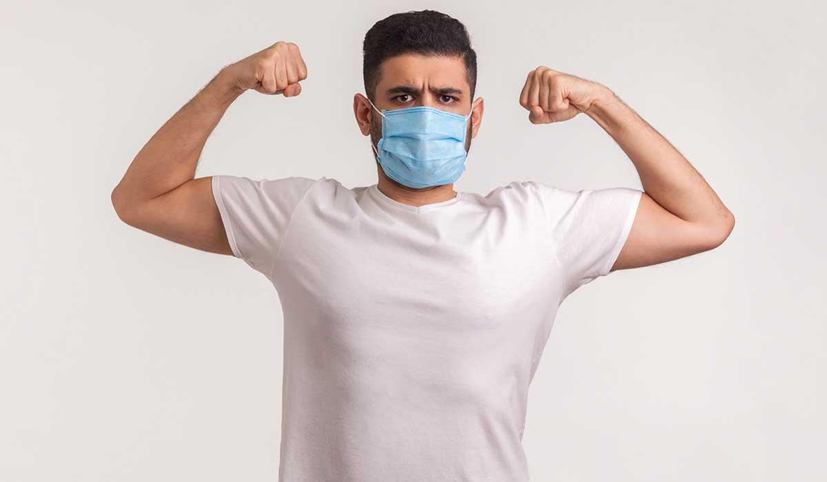 tu sistema inmunitario la primera barrera contra el covid-19
