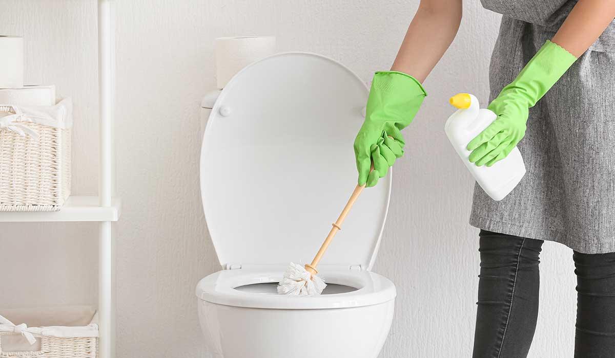descubre por qué debes mejorar la limpieza de tu baño