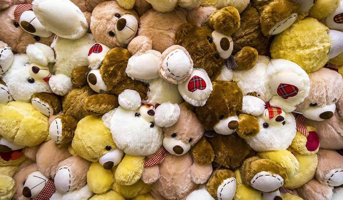 origen del oso de peluche