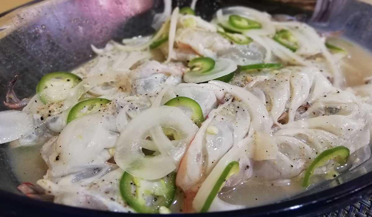 aprende a preparar aguachile