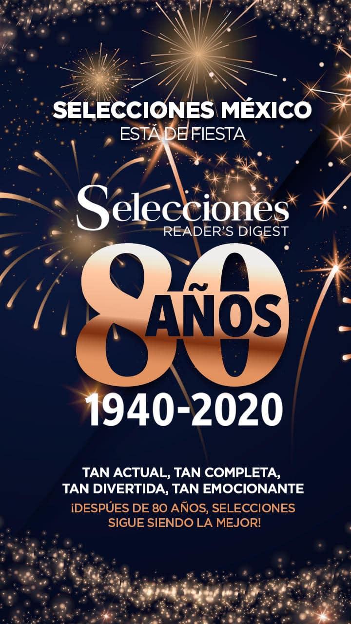 Selecciones readers digest cumple 80 años