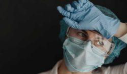 el personal de salud tiene bajo contagio en este hospital