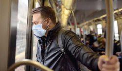 50,000 bacterias en el metro de la ciudad