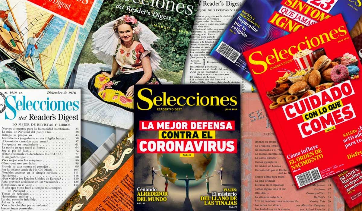 Historia de Reader's Digest, la revista más leída del mundo