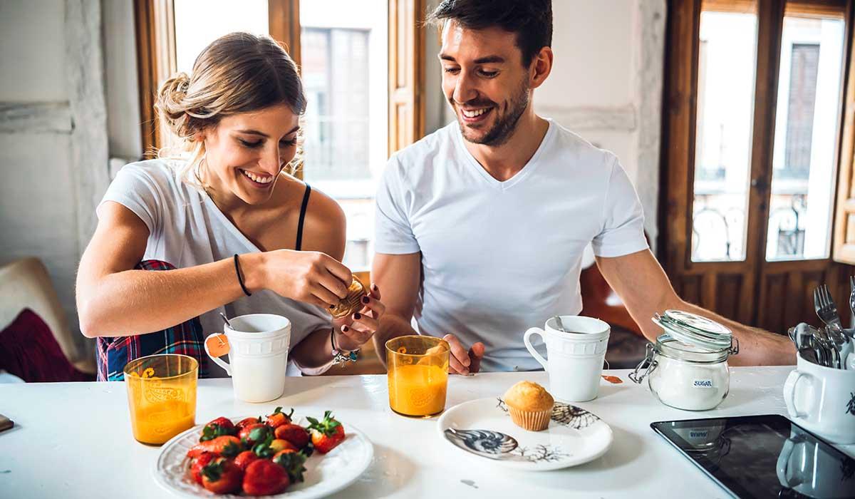 Lo mejor para tu desayuno: 12 cosas que los doctores desayunan diario