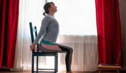 utiliza lo que tienes en casa para hacer ejercicio