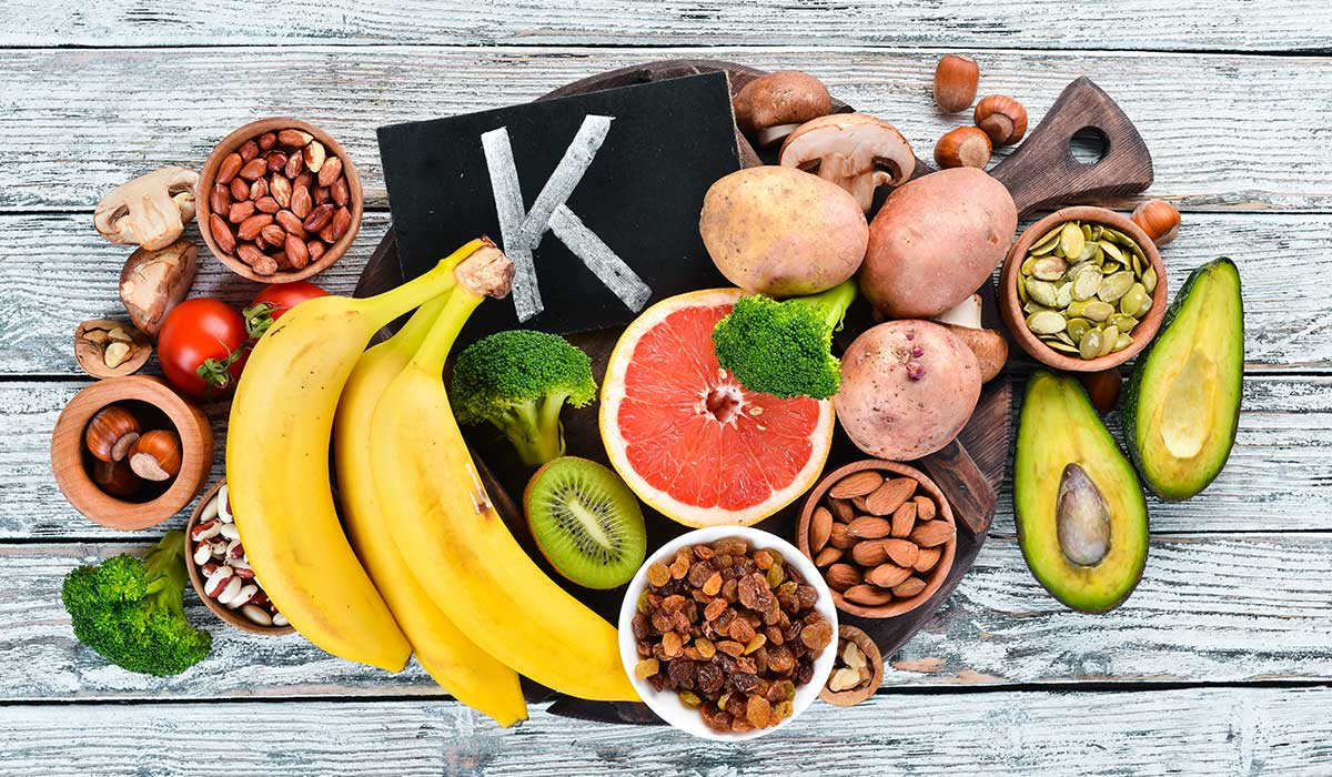 falta de vitamina K